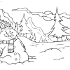 Petite Section  : coloriage