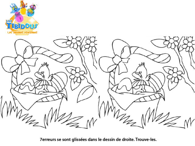 Les Tibidous Site Pour Enfants Coloriages A Imprimer Pour Les Petits Coloriage Paques