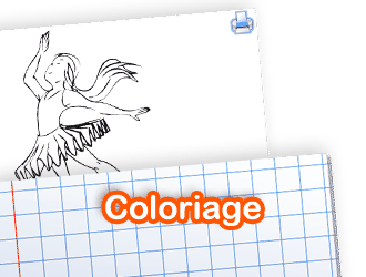 coloriage grande section