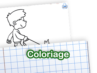 coloriage moyenne section