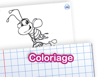 coloriage petite section