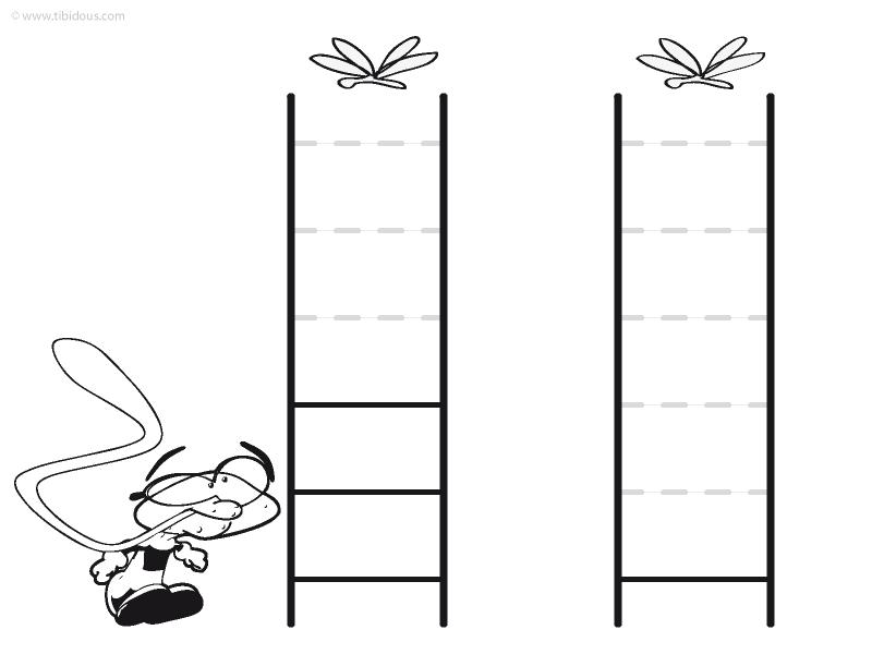 Les Tibidous Site Pour Enfants Petite Section Initiation A L Ecriture Petite Section Traces Lignes