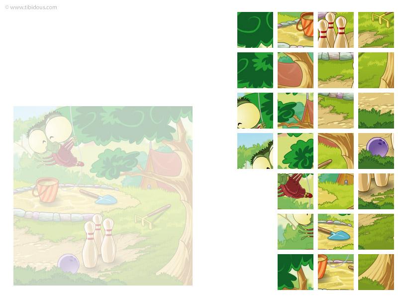 Les Tibidous Site Pour Enfants Puzzle A Imprimer Niveau Ps Petite Section Puzzle